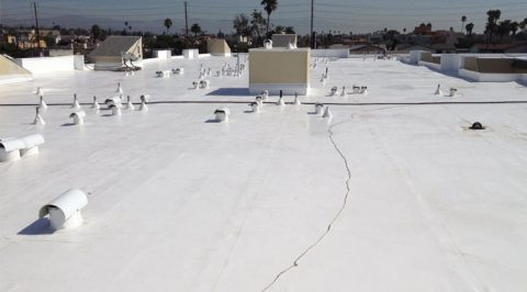 w1 Commercial Re-roofing