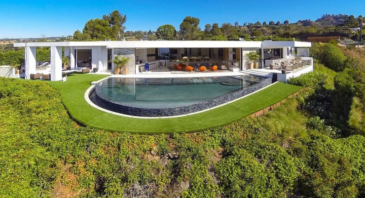 Beverly Hills Most Expensive Home Sale to Date at $70,000,000