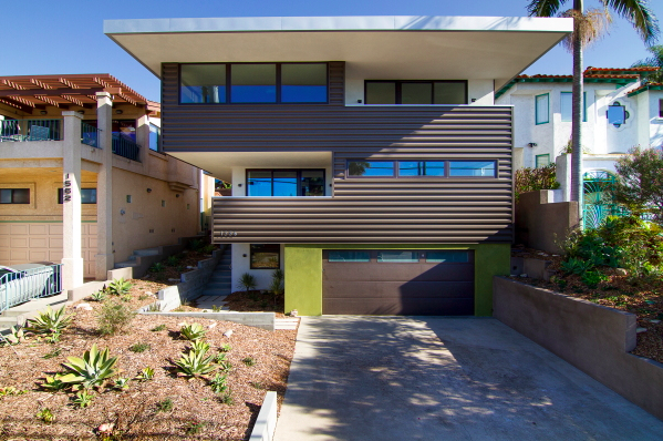 Completed Green Idea Case Study House